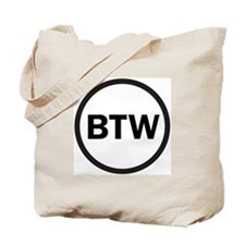 By The Way - Tote Bag