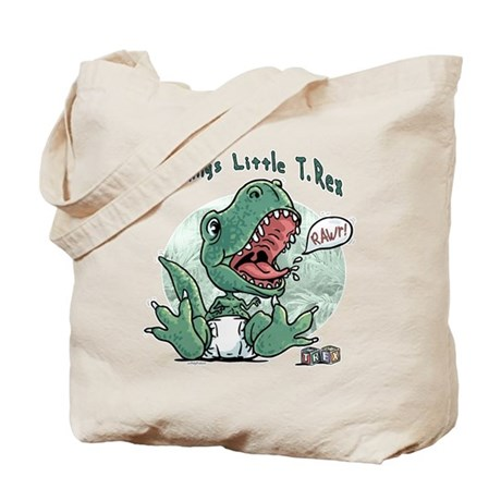 Mommy's T Rex Tote Bag