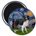Starry / Border Collie (Z) Magnet