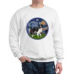 Starry / Border Collie (Z) Sweatshirt