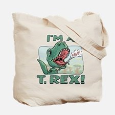 Little T Rex Tote Bag