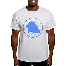 Cute Blue dog democrat T-Shirt