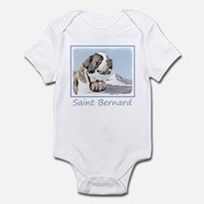 Saint Bernard Infant Bodysuit