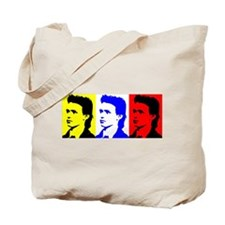 As a Young Man (Color) Tote Bag