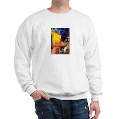 Cafe / Border Collie (Z) Sweatshirt