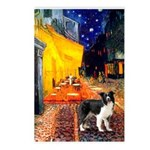 Cafe / Border Collie (Z) Postcards (Package of 8)
