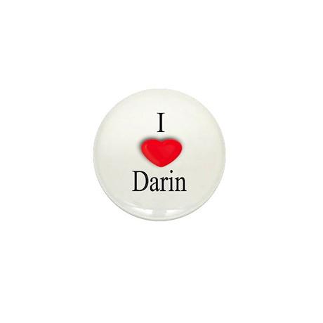 Darin Mini Button (100 pack)