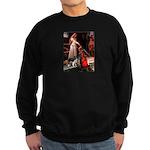 Accolade/Border Collie (Z) Sweatshirt (dark)