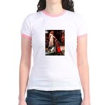 Accolade/Border Collie (Z) Jr. Ringer T-Shirt