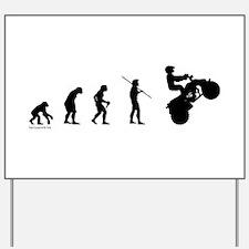 ATV Evolution Yard Sign
