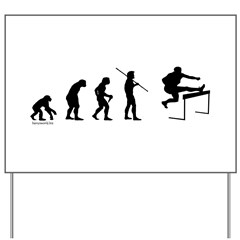 Hurdle Evolution Yard Sign