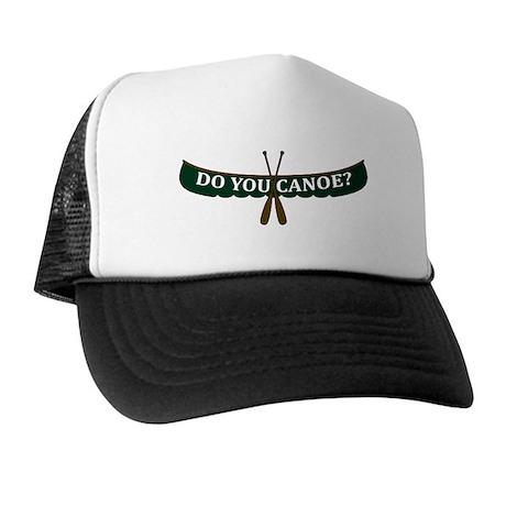 Do You Canoe? Trucker Hat