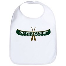 Do You Canoe? Bib