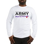 United States Army Mother Long Sleeve T-Shirt