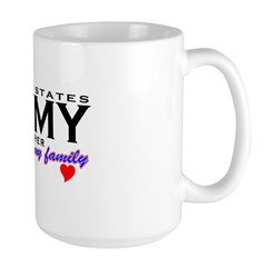 US Army Father Mug