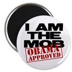 """I Am The Mob 2.25"""" Magnet (10 pack)"""