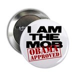 """I Am The Mob 2.25"""" Button (100 pack)"""