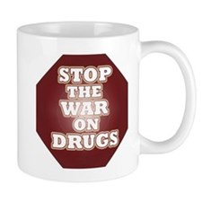 Stop the War on Drugs Mug