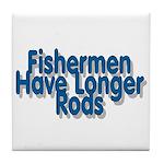 I Fish Tile Coaster