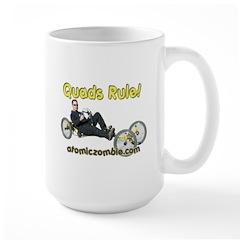 Quads Rule Mug