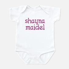 Shayna Maideleh Infant Bodysuit