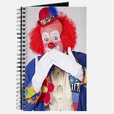 Unique Clown Journal