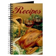 Cute Cookbook Journal