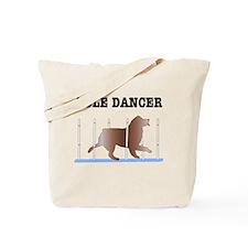 Pole Dancer Tote Bag
