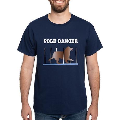 Pole Dancer Dark T-Shirt