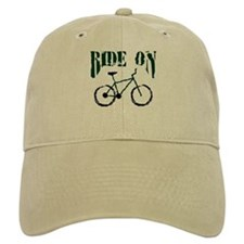 Ride On Baseball Cap