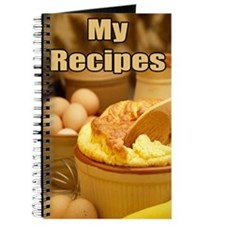 Unique Cookbook Journal