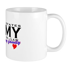 US Army Brother-In-Law Mug