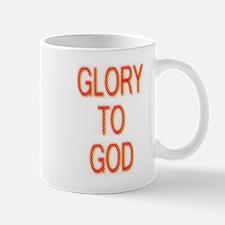 Glory to God Mug