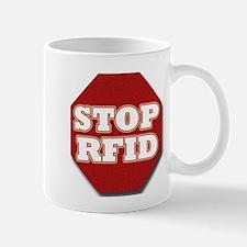 STOP RFID CHIPS Mug