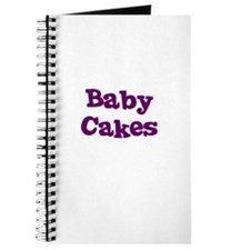 Baby Cakes Journal