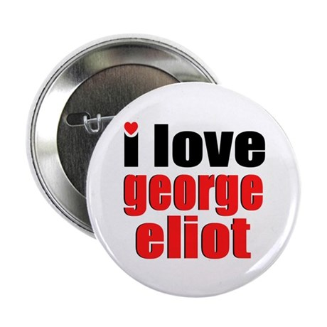 "George Eliot 2.25"" Button"