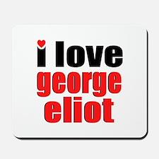 George Eliot Mousepad