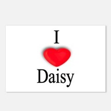 Daisy Postcards (Package of 8)