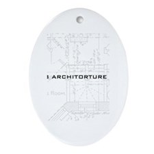 Architorture Oval Ornament