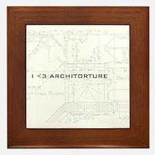 Architorture Framed Tile