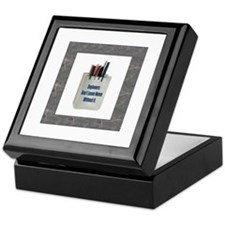 Pocket Protector Keepsake Box