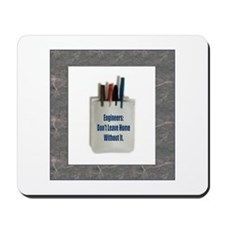 Pocket Protector Mousepad