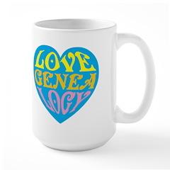 Groovy Love II Mug