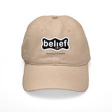 Baseball Cap: Belief in Black
