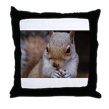 Throw Pillow cute squirrel