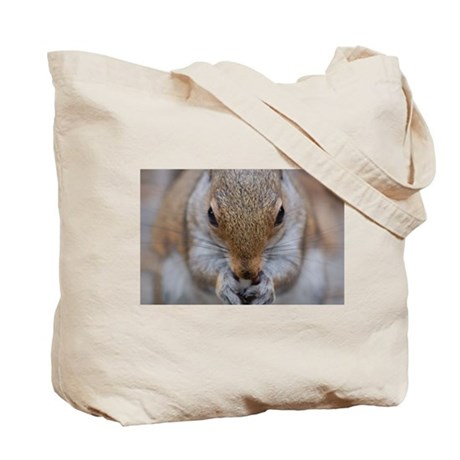 Tote Bag double sided cute squirrel