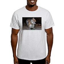T-Shirt cute squirrel