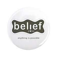 Badge: Belief in Military Green