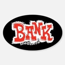 Bank Decal
