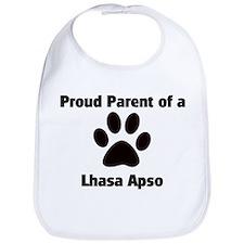 Proud: Lhasa Apso  Bib